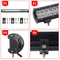 234w 36inch 3-color3 watt 3 wire led light bar