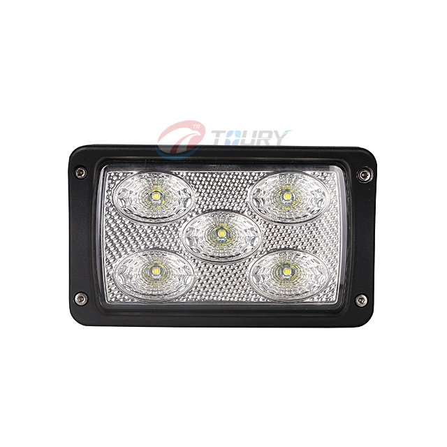 2018 hot new products Off Road Led Light Driving High Quality Front Bumper Auto Offroad Work