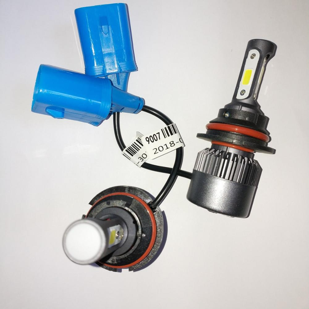 led headlight bulbs 9007 9006 h11 h7