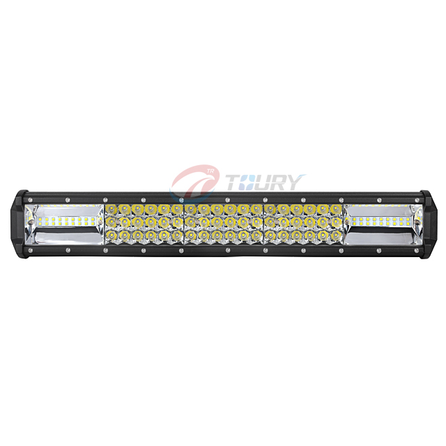 4d spec d led light bar end caps