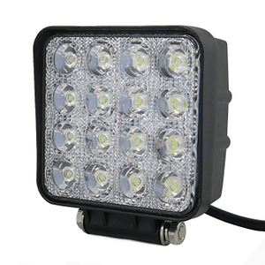 DOT CE ROHS IP69K 48w 4inch square led work lamp