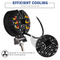 18w 3inch auto led work light 12v tractor dc