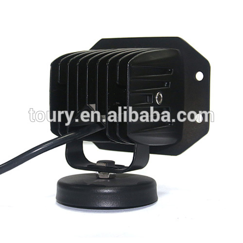 UniversalHigh Qu18w Square 9 Led Work For Truck