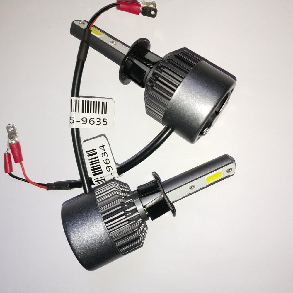 h4 h7 led headlight for truck scooter motorcycle