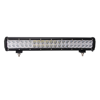 "DOT 126w 20inch 20"" led light bar"