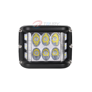 Worklight off road led light bar working lights waterproof work 12v